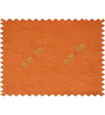 Orange texture thick sofa cotton fabric
